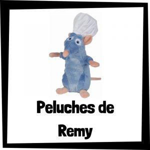 Lee más sobre el artículo Los mejores peluches de Remy de Ratatouille