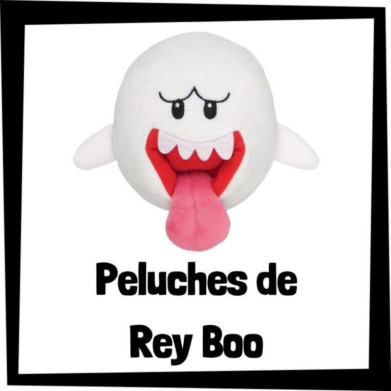 Los mejores peluches de Rey Boo