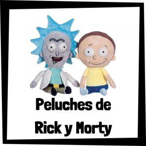 Lee más sobre el artículo Los mejores peluches de Rick y Morty