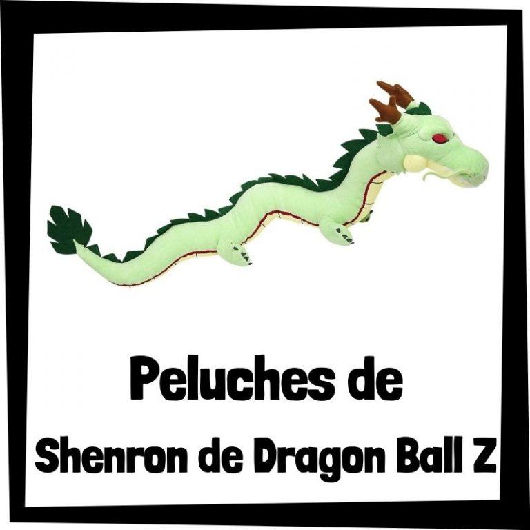Los mejores peluches de Shenron de Dragon Ball Z