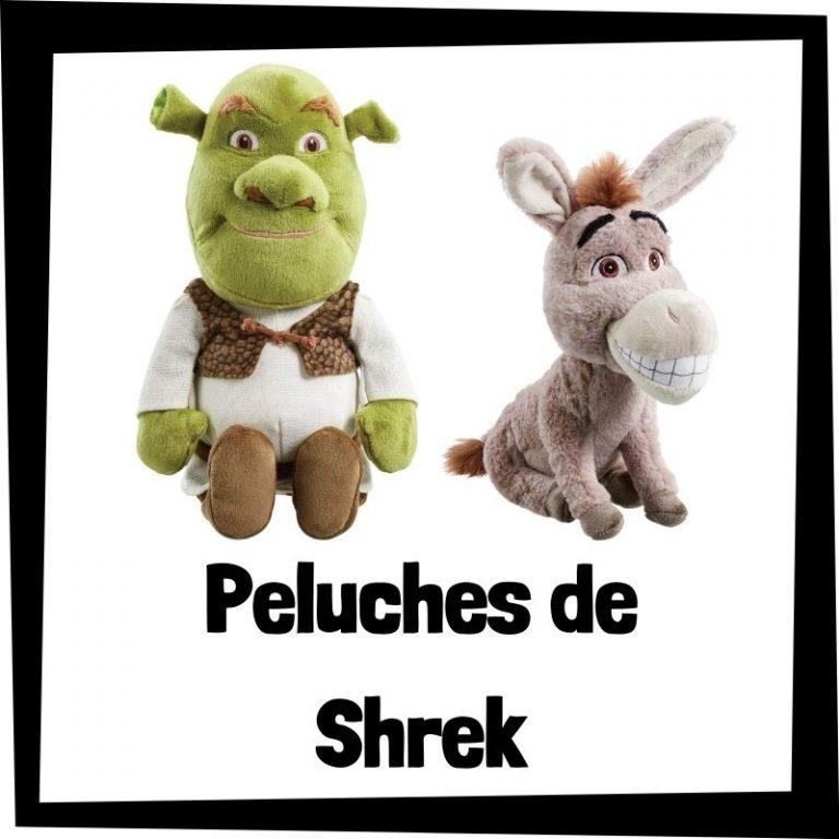 Lee más sobre el artículo Los mejores peluches de Shrek