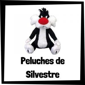 Peluches baratos de Silvestre de los Looney Tunes - Los mejores peluches de los Looney Tunes