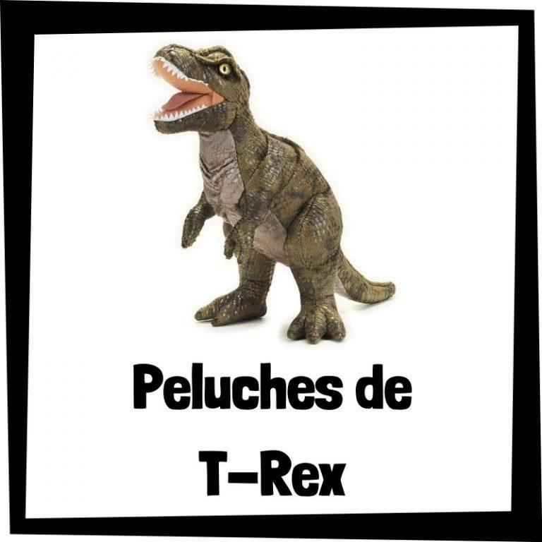 Los mejores peluches de T-Rex