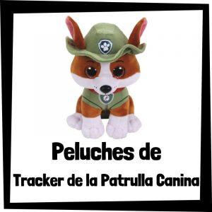 Lee más sobre el artículo Los mejores peluches de Tracker de la Patrulla Canina