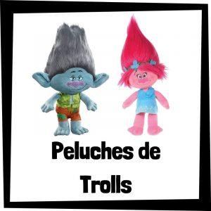 Lee más sobre el artículo Los mejores peluches de Trolls