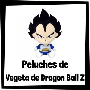 Lee más sobre el artículo Los mejores peluches de Vegeta de Dragon Ball Z