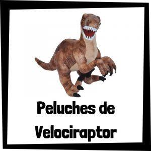 Los mejores peluches de Velociraptor