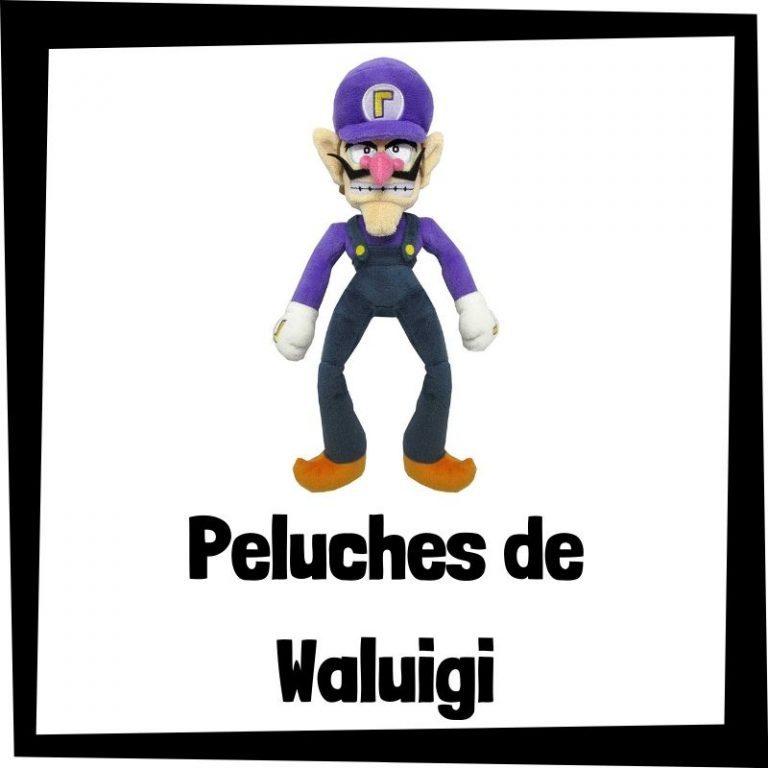 Los mejores peluches de Waluigi