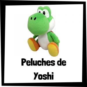 Los mejores peluches de Yoshi