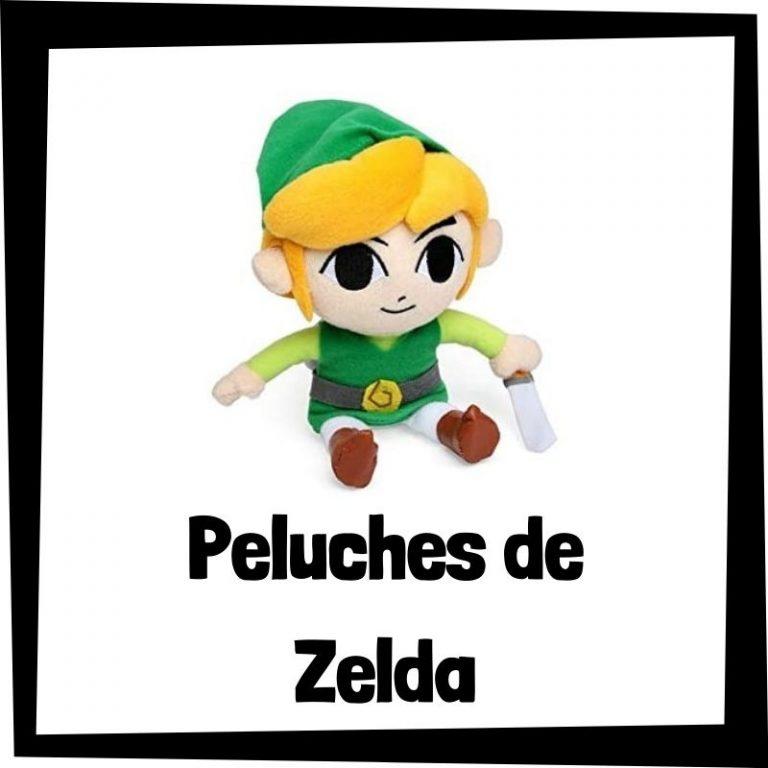 Los mejores peluches de Zelda