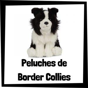 Peluches baratos de border collies - Los mejores peluches de perros - Peluche de Border collie barato de felpa