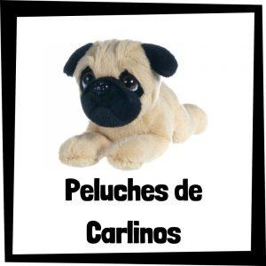 Peluches baratos de carlinos - Los mejores peluches de perros - Peluche de Carlino - PUG barato de felpa