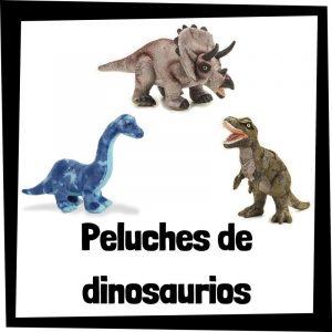 Peluches baratos de dinosaurios - Los mejores peluches de dinosaurios - Peluche de dinosaurio barato de felpa