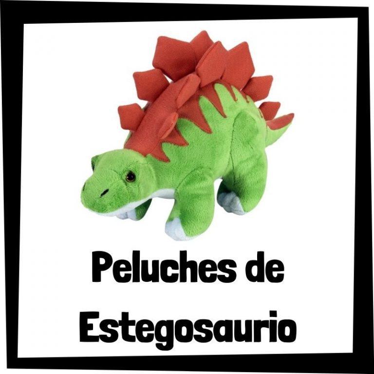 Los mejores peluches de Estegosaurio