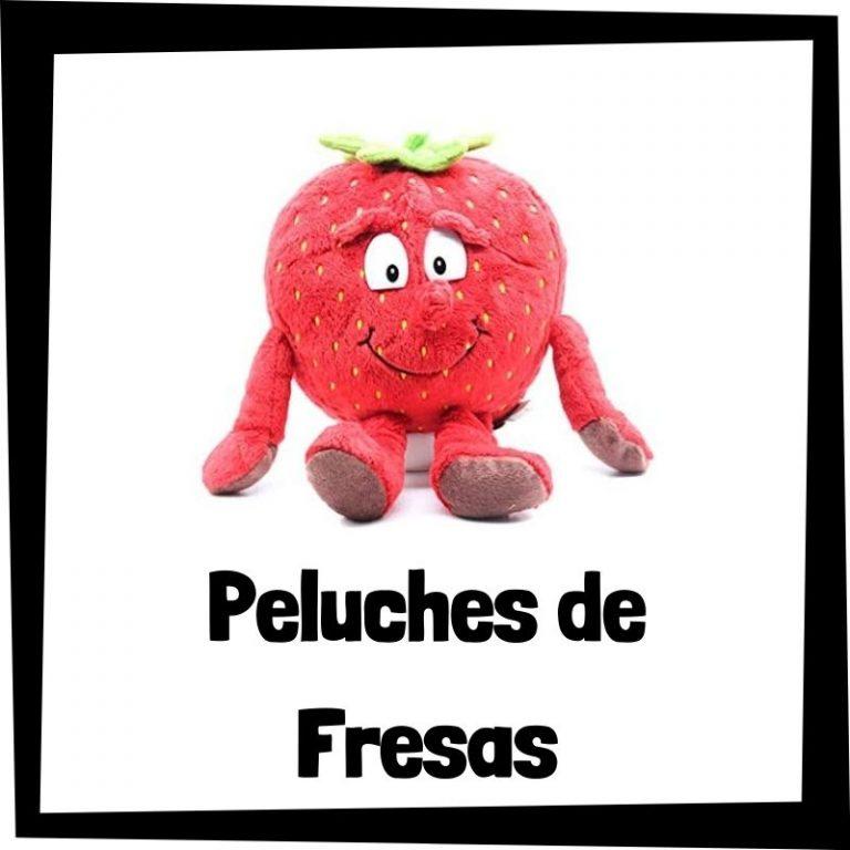 Los mejores peluches de fresas