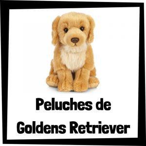 Peluches baratos de goldens retriever - Los mejores peluches de perros - Peluche de golden Retreiever barato de felpa