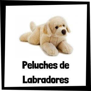 Peluches baratos de labradores - Los mejores peluches de perros - Peluche de Labrador barato de felpa