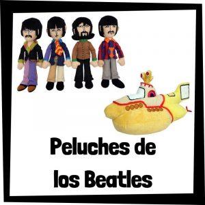 Lee más sobre el artículo Los mejores peluches de los Beatles