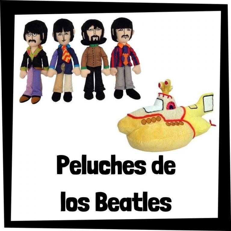 Los mejores peluches de los Beatles