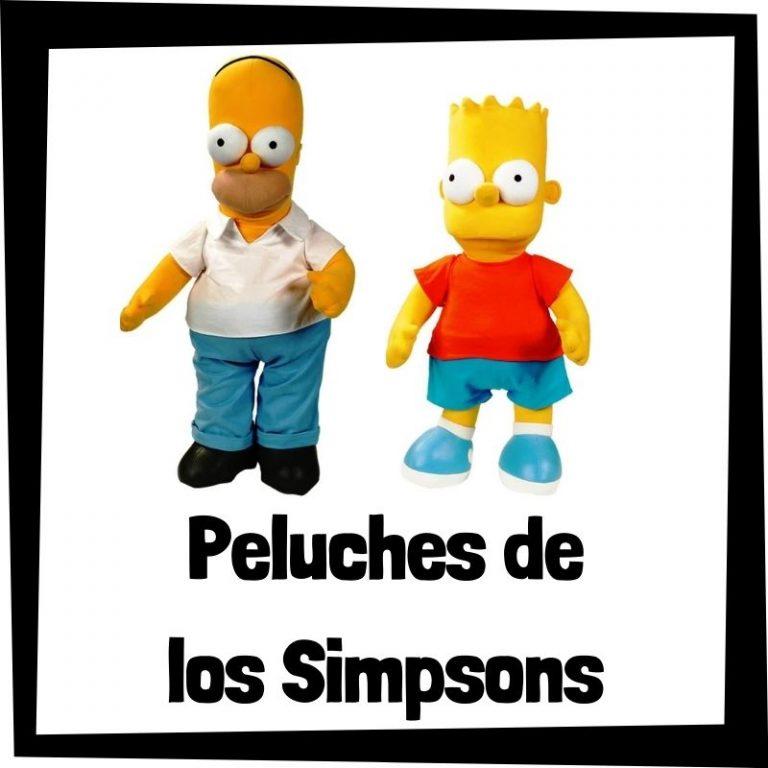 Los mejores peluches de los Simpsons