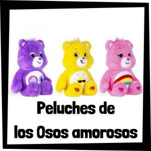 Lee más sobre el artículo Los mejores peluches de los osos amorosos