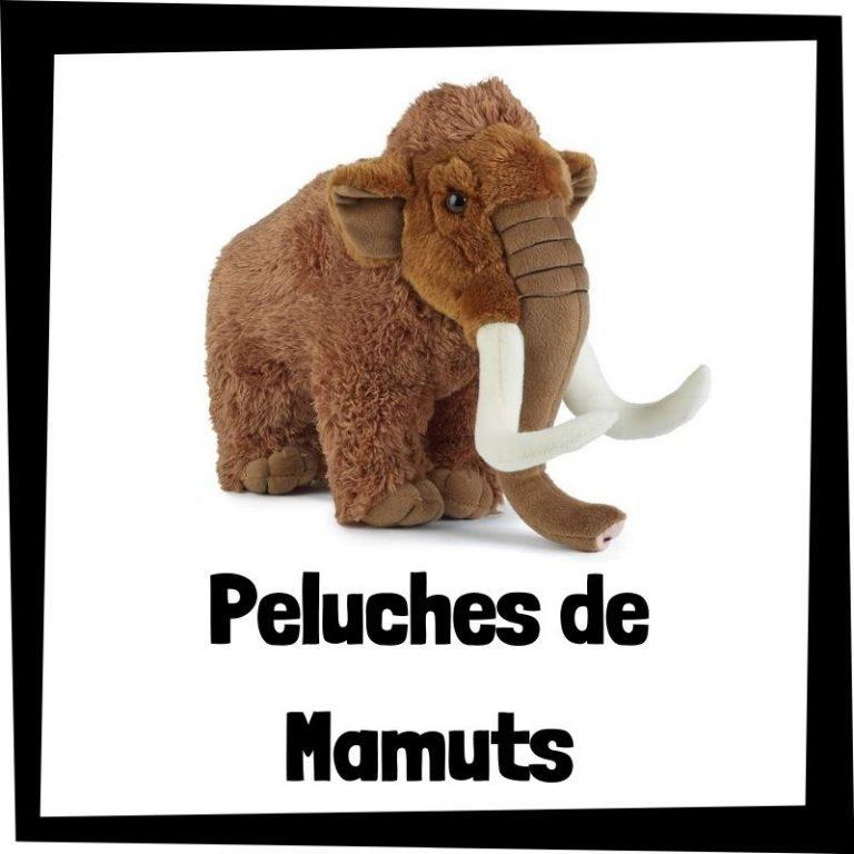 Los mejores peluches de mamuts
