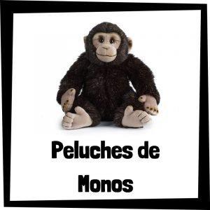 Los mejores peluches de monos