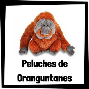 Peluches baratos de orangutanes - Los mejores peluches de monos - Peluche de mono barato de felpa