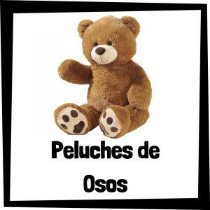 Peluches baratos de oso - Los mejores peluches de osos - Peluche de oso barato de felpa - Oso de peluche