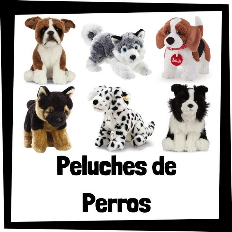 Los mejores peluches de perros