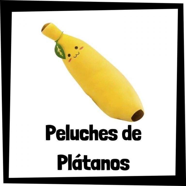 Los mejores peluches de plátanos