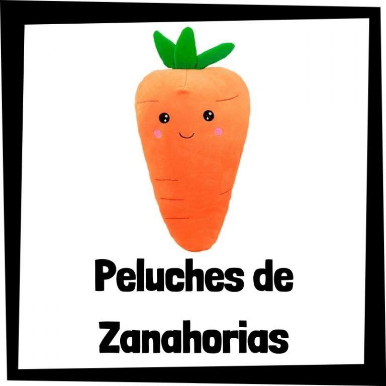 Lee más sobre el artículo Los mejores peluches de zanahorias