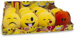 Peluches de emojis de 11 cm - Los mejores peluches de emojis - emoticonos - Peluches de emojis