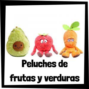 Peluches de frutas y verduras - Los mejores peluches de frutas y verduras - Peluche de fruta y verdura barato de felpa