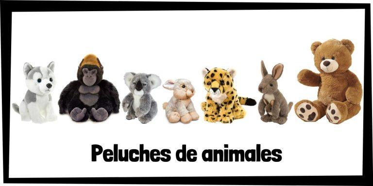 Los mejores peluches de animales - Colección de peluches de animales - Peluche de animal