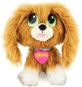 Peluche de Spaniel para Adoptar - Los mejores peluches de Rescue Runts - Peluches de animales de Rescue Runts