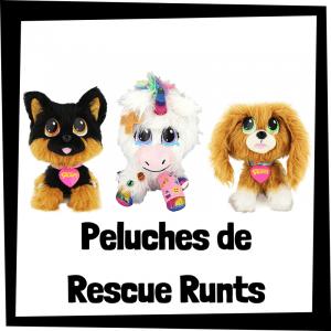 Los mejores peluches de Rescue Runts