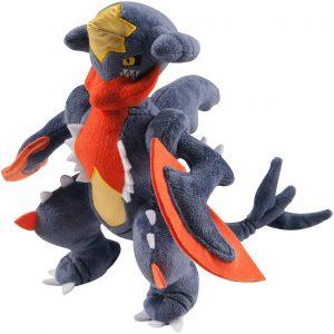 Peluche de Garchomp de 25 cm - Los mejores peluches de Garchomp - Peluche de Pokemon