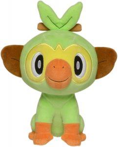 Peluche de Grookey de 20 cm - Los mejores peluches de Grookey - Peluche de Pokemon