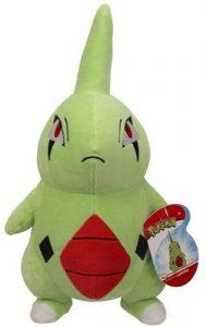Peluche de Larvitar de 20 cm - Los mejores peluches de Larvitar - Peluche de Pokemon