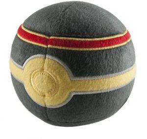 Peluche de Luxuryball de 20 cm - Los mejores peluches de Pokeball - Peluche de Pokemon