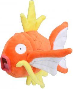 Peluche de Magikarp de 16 cm - Los mejores peluches de Magikarp - Peluche de Pokemon