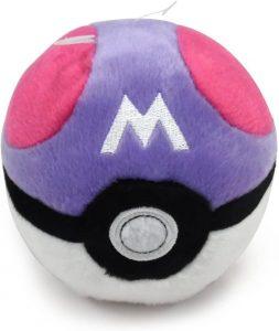 Peluche de Masterball de 20 cm - Los mejores peluches de Pokeball - Peluche de Pokemon