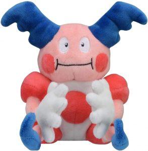 Peluche de Mr. Mime de 19 cm - Los mejores peluches de Mr. Mime - Peluche de Pokemon