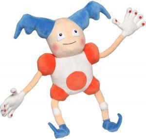Peluche de Mr. Mime de 30 cm 2 - Los mejores peluches de Mr. Mime - Peluche de Pokemon