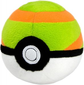 Peluche de Nestball de 20 cm - Los mejores peluches de Pokeball - Peluche de Pokemon