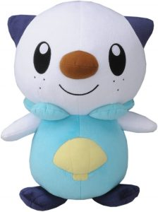 Peluche de Oshawott de 33 cm - Los mejores peluches de Oshawott - Peluche de Pokemon