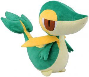 Peluche de Snivy de 30 cm - Los mejores peluches de Snivy - Peluche de Pokemon