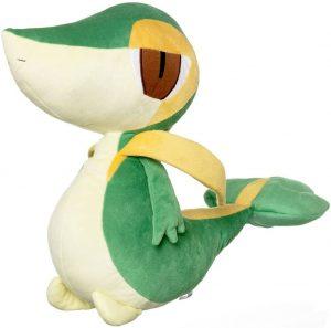Peluche de Snivy de 40 cm - Los mejores peluches de Snivy - Peluche de Pokemon