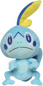Peluche de Sobble de 20 cm - Los mejores peluches de Sobble - Peluche de Pokemon